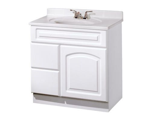 pace st clair series 30 x 18 vanity with drawers on