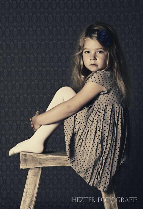 Hezter Fotografie. Kinderfotografie. Studio fotografie. Vintage fotografie…