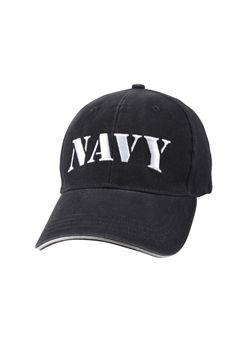 Vintage Blue Navy Deluxe Low Profile Insignia Cap ! Buy Now at gorillasurplus.com