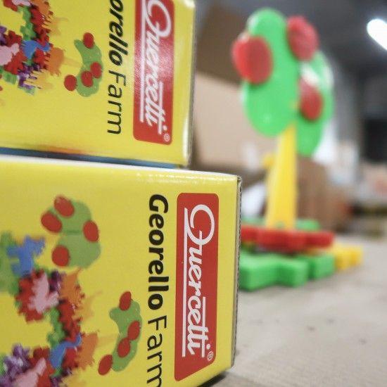 Quercetti, un'azienda made in Italy!!!!