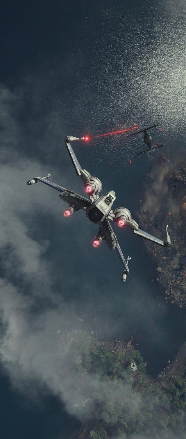 I Really Love Resistance X Wings Here S My Favorite Shot And A Great Wallpaper Starwar Star Wars Wallpaper Star Wars Background Star Wars Wallpaper Iphone