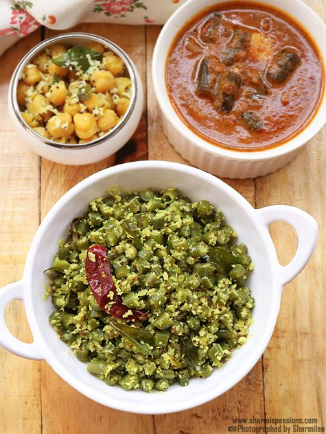 beans thoran recipe a simple kerala style stir fry made with french beans and coconut mixture.beans thoran recipe with stepwise pictures.