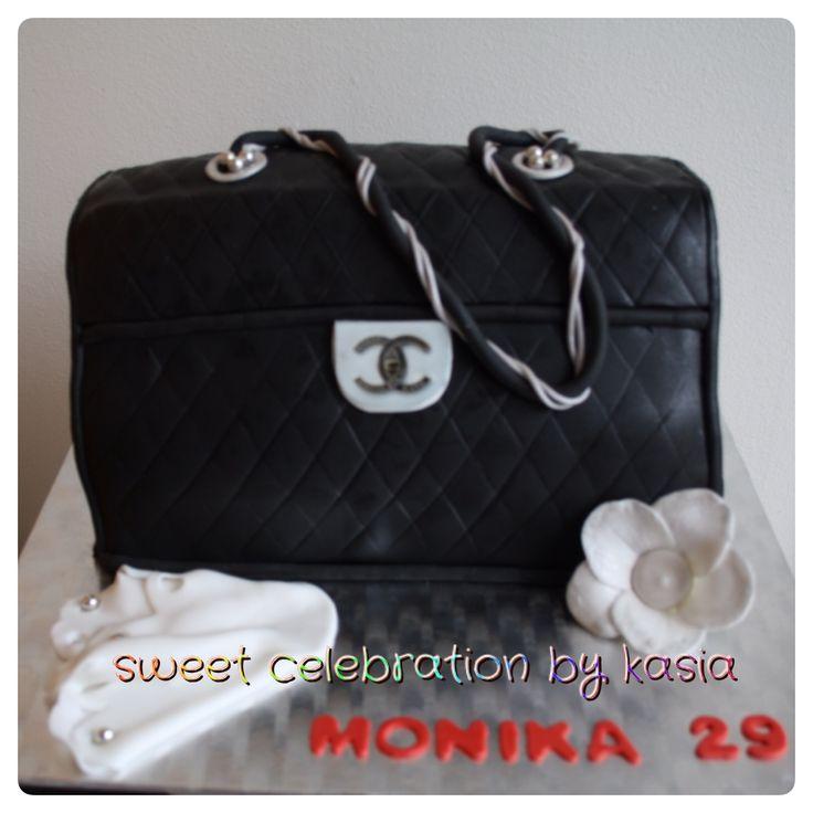 Chanel cake Sweet Celebration