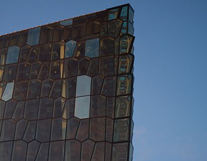 "Check out new work on my @Behance portfolio: ""Harpa, Reykjavik"" http://on.be.net/1eOHh6r"