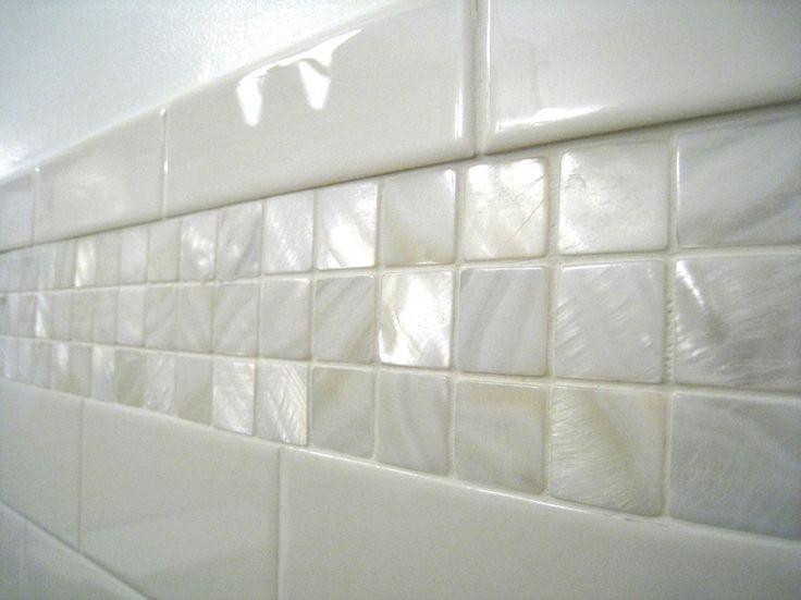 The 25+ Best Beach Style Mosaic Tile Ideas On Pinterest | Beach Style Tile,  Glass Tiles And Coastal Inspired Blue Bathrooms Part 76