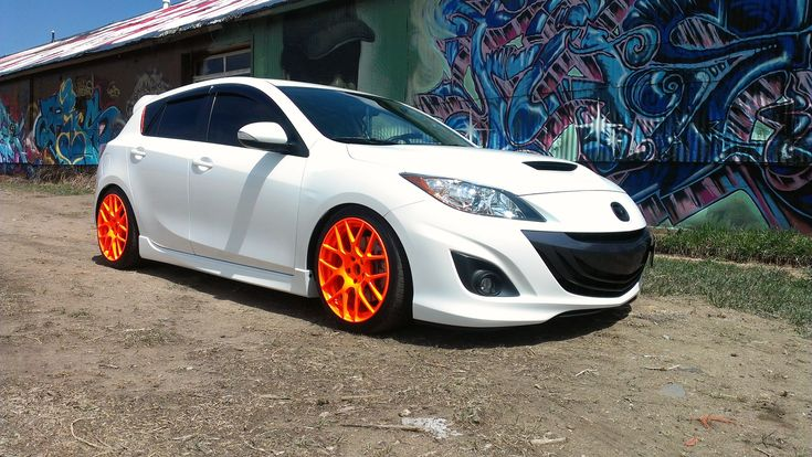 45 best images about Mazda 3 Speed3 on Pinterest