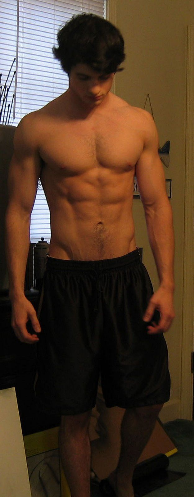 Hot Shirtless Bro Boy Next Door Jeg elsker denne fyr slik-6285