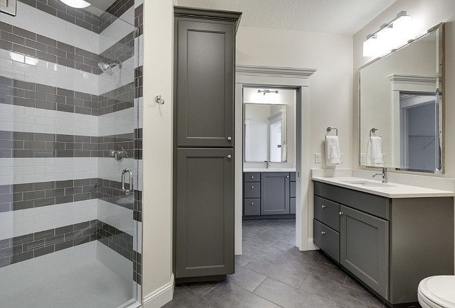 Bathroom Floor To Roof Charcoal Tiles With A Black: 17 Best Images About Bathrooms On Pinterest