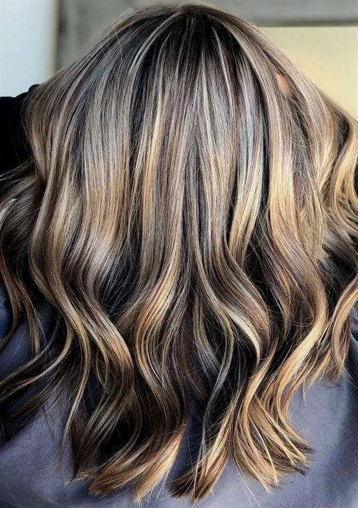 Mushroom Blonde ist der #Frisuren Trend 2019 und die perfekte Farbe für blonde …