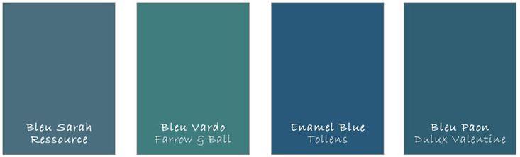 Bleu canard : Osez cette couleur dans votre décoration intérieure