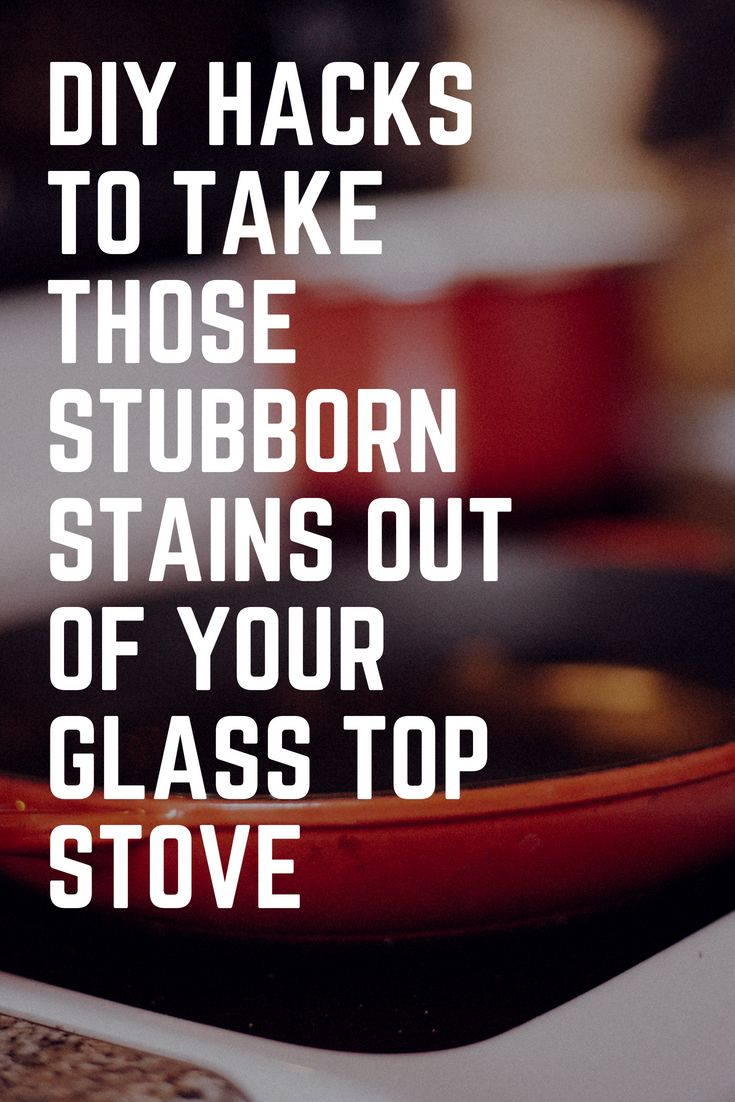 Diy hacks to take those stubborn stains out of your glass