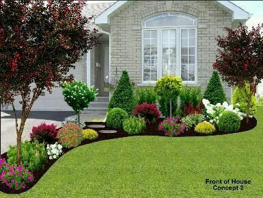 1190 best Front yard landscaping ideas images on Pinterest   Front ...