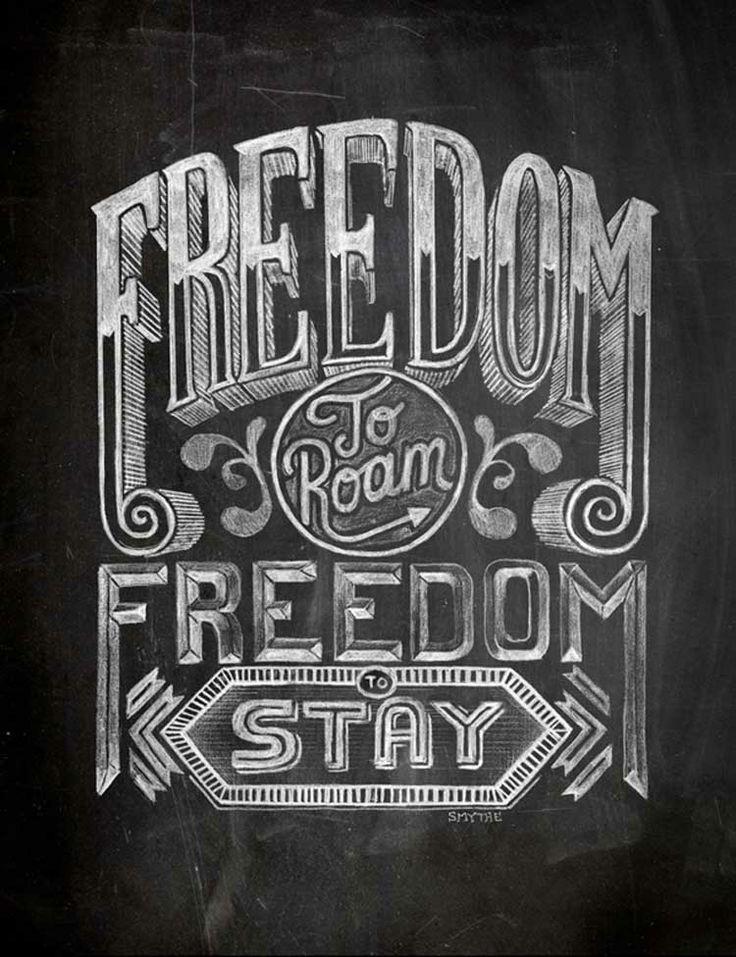 Typographic Quotes #46   Typography and quote   Chalk ...