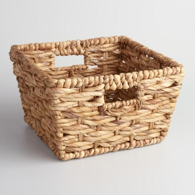 From odds and ends in the office to guest towels in the bathroom, our Betty  basket is a convenient catchall for any space. Woven from thick, natural-toned  ...