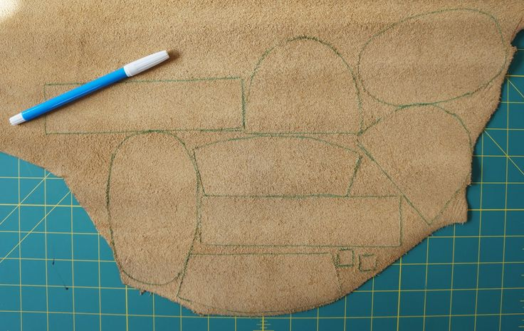 diy baby moccasin patterns | Leather Baby Moccasin Pattern-Free