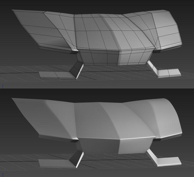 FAQ: How u model dem shapes? Subd mini-tuts AKA USE THE RIGHT AMOUNT OF GEO - Page 209 - Polycount Forum