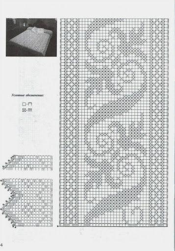 1000 Best Crochet Filet Images On Pinterest Crochet Patterns
