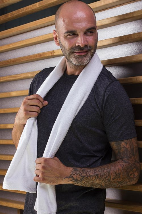 Prosop Danube 30x140 Sports towels by jassz din 100% bumbac #prosoape #personalizate #promotionale #sport