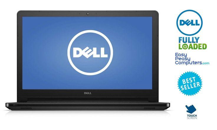 NEW DELL Laptop 15.6 Touchscreen Notebook Windows 10 Webcam WIFI (FULLY LOADED) #Dell #laptop #notebook #laptops #cheaplaptops #laptopsforsale #laptopdeals  #newlaptop #bestlaptop #hplaptop #delllaptop  #laptopsforcollege