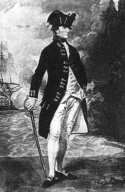 Sir Hyde Parker (1739 – 16 mars 1807), est un officier de marine britannique des xviiie et xixe siècles. Il sert dans la Royal Navy pendant la guerre d'indépendance des États-Unis et parvient au grade d'Admiral.