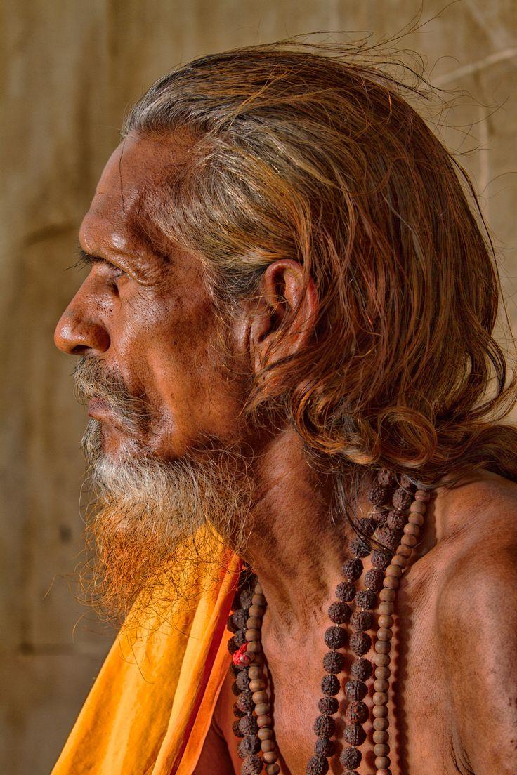 Sadhu Baba by Louis Kleynhans on 500px