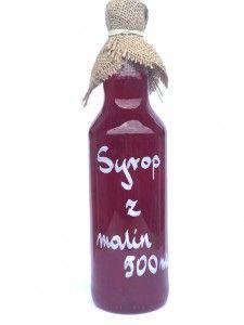 SYROP Z MALIN