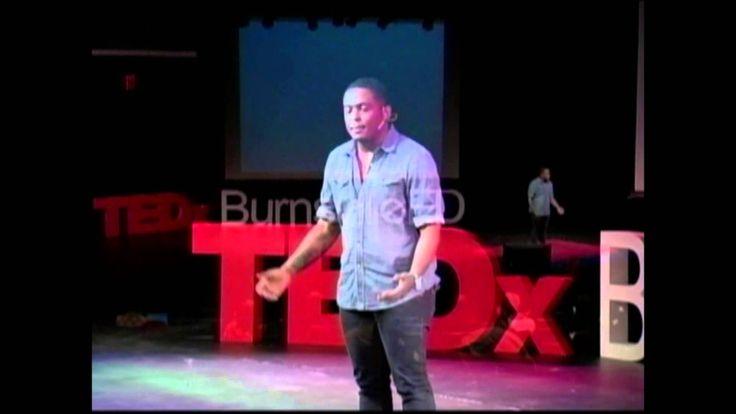 Listen, dammit! Student voice, are you listening? Danez Smith at TEDxBur...