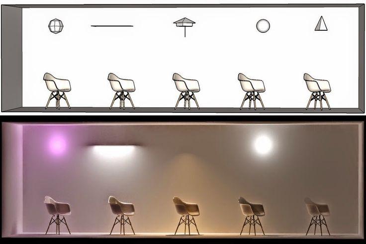 Tutorial y ejemplos de iluminación en V-Ray+SketchUp.   ESketchUp