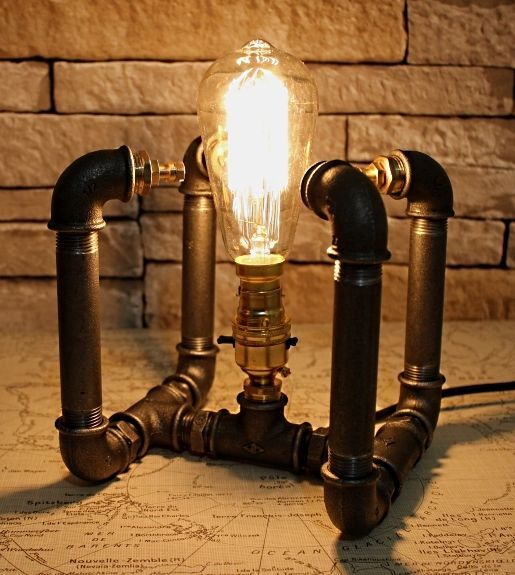 25+ Best Ideas About Industrial Lamps On Pinterest