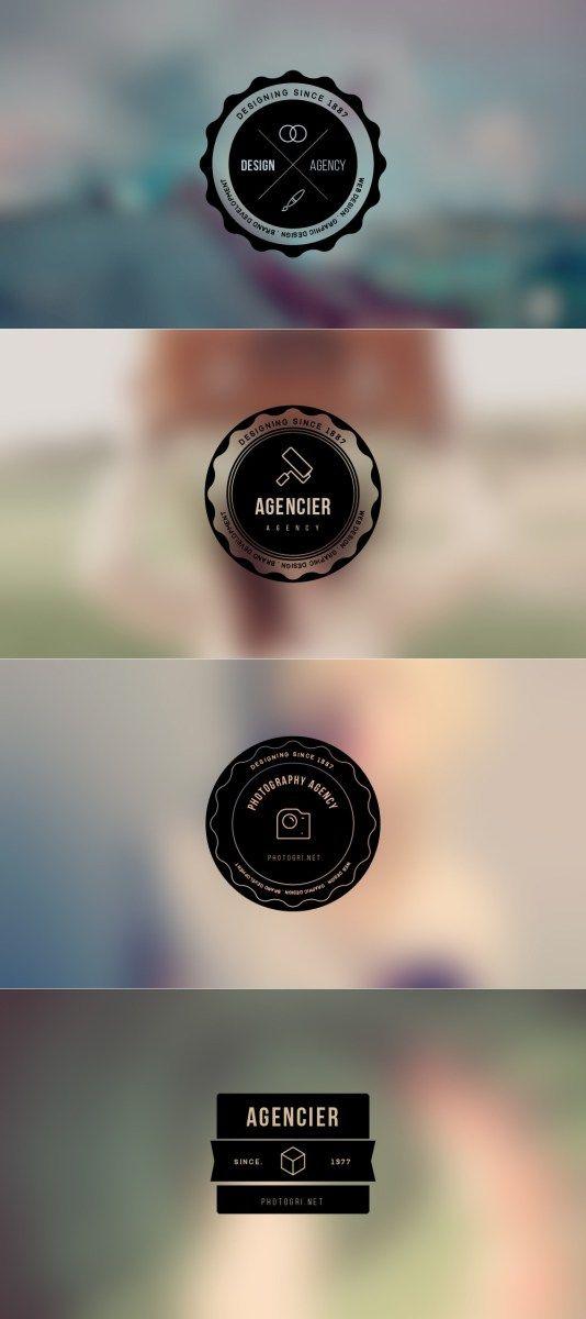 Freebie: Agency Badges
