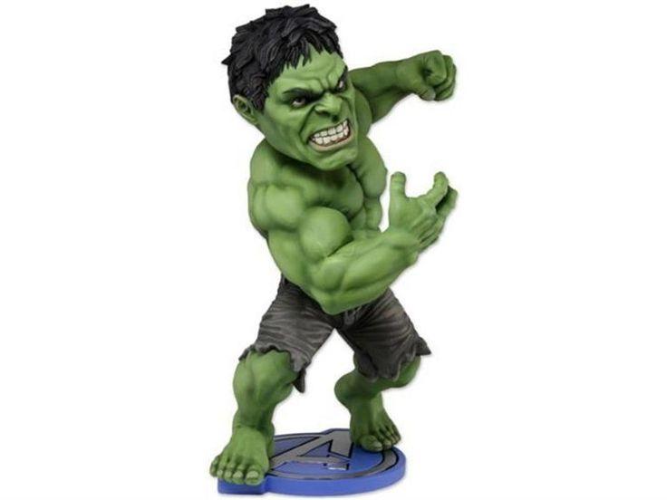 The Avengers Headknocker: Hulk - The Avengers (2012) Bobbleheads & Plushies
