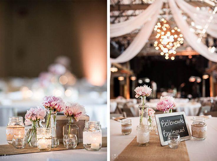 Wedding reception Simple yet beautiful