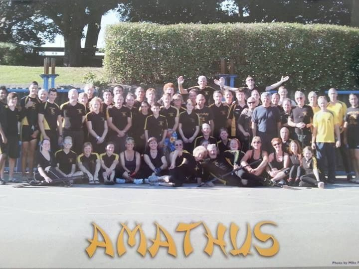 Amathus at the nationals 2013