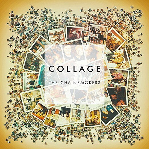 THE CHAINSMOKERS CD - COLLAGE [EP](2016) - NEW UNOPENED - COLUMBIA