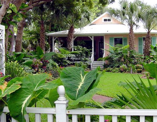 Pink Cottage, St. Augustine, Florida