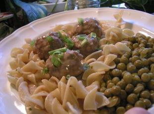 Swedish Meatballs - Dee Dee's | Recipe | Swedish Meatball, Pork and ...