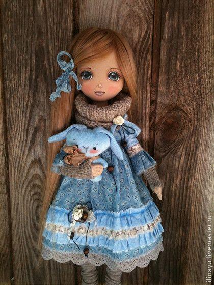 Коллекционные куклы ручной работы. Ярмарка Мастеров - ручная работа Виктория. Handmade.