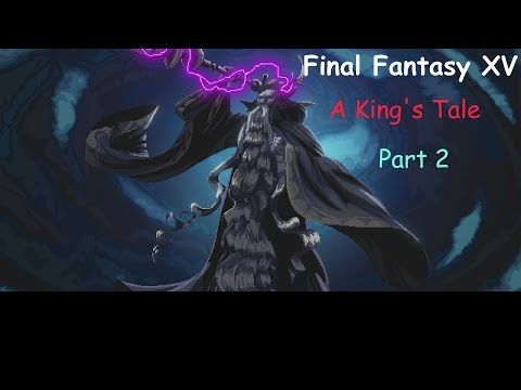 Take a look at my video, folks👇 Final Fantasy XV - A King's Tale First look Part 2