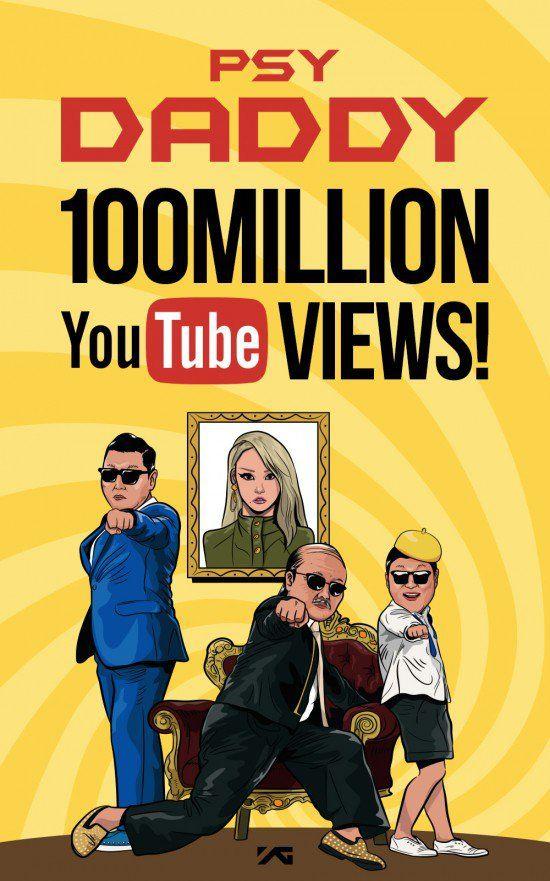 Psy's 'Daddy' MV hit 100 million views! | allkpop