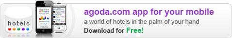 agoda.com: Discount Hotel Reservations - Smarter Hotel Booking!