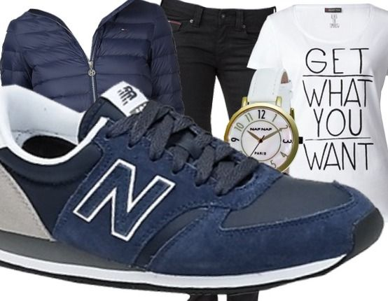 Get it! - Sportieve Outfits - stylefruits.nl