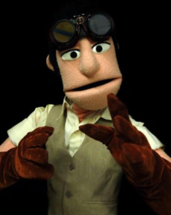 puppets | victore from frankenstein