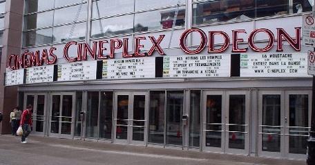 Cinema du quartier latin. Bon plan : moitié prix le mardi