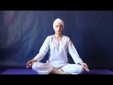 Кундалини йога с Еленой Стефанович: медитация Длинный Эк Онг Кар - YouTube