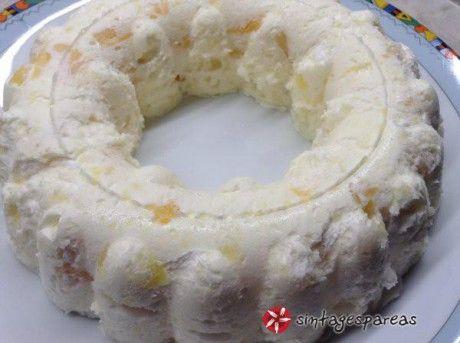 Νόστιμο, ελαφρύ και δροσερό γλυκάκι... και όχι δεν είναι της γνωστής Φρειδερίκης, απλά μιας φίλης της μαμάς.