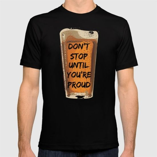"Another ""Drink responsively"" Ad... I think. @society6"