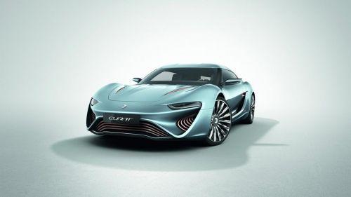 Futuristic Car, Future Trends, QUANT e-Sportlimousine, nanoFLOWCELL Energy Storage Technology,  AG, sports car, SALTWATER, Future Technology, Future Vehicles