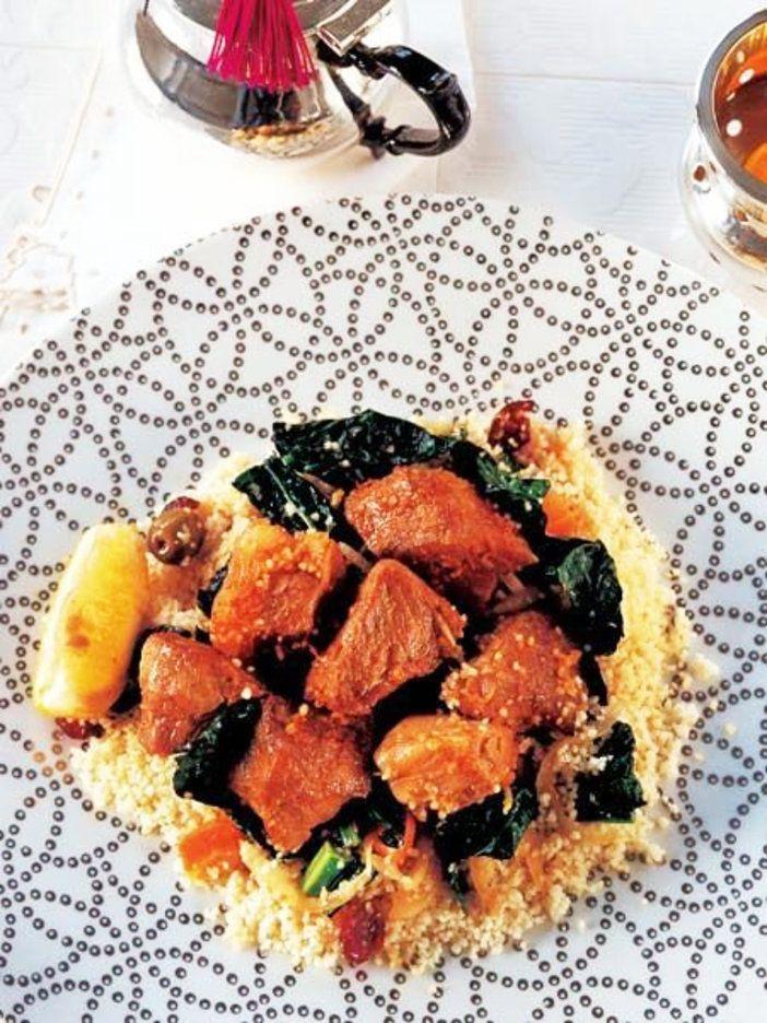 中近東の煮込み料理タジンをアレンジして、肉や野菜を包んでオーブンで調理。|『ELLE a table』はおしゃれで簡単なレシピが満載!