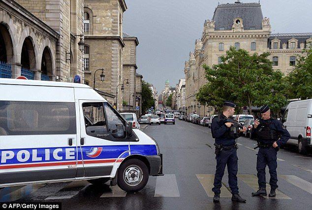France terror attack 2017