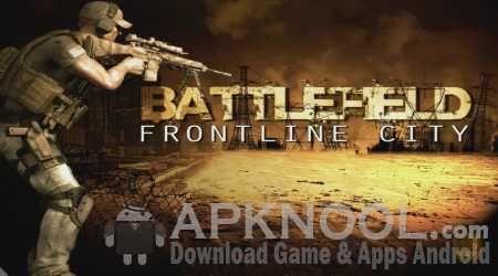 Battlefield Combat Frontline With MOD APK BFF.2.5.10